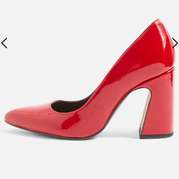 d145dc935015 Topshop Genesis Court Heel Shoes. M 5a8e4c9185e6057023990dba
